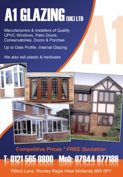 A1 Glazing (UK) Ltd
