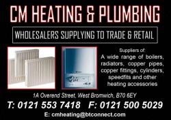 CM Heating & plumbing