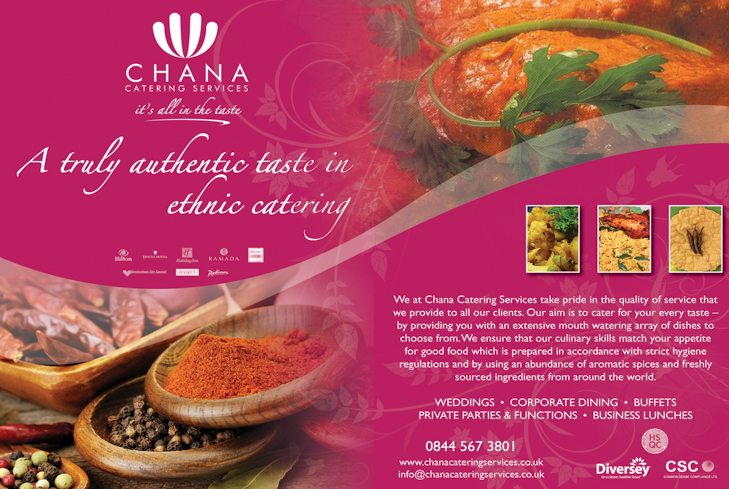 Chana Catering