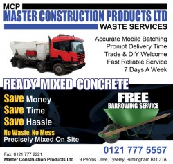 Master Construction Products