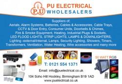 PU electrical wholesalers