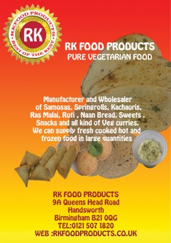 RK Food products