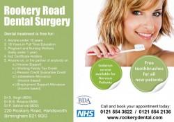 Rookery Road Dental Surgery