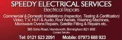 Speedy electrical services