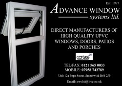 advanced window systems ltd