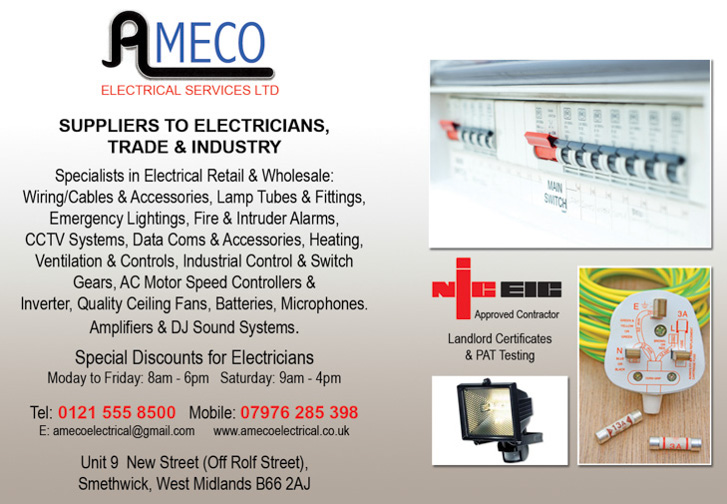 ameco electrical services ltd