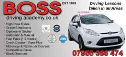 boss driving academy