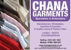 chana garments
