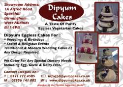 dipyum cakes