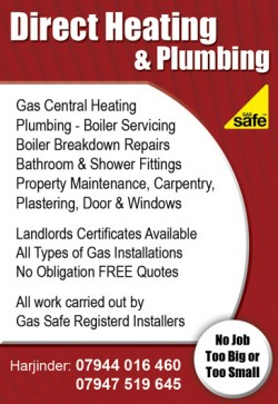 direct heating & plumbing