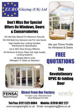 euro glazing (UK) ltd