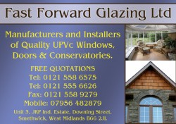 fast forward glazing ltd