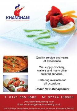 khandhani catering