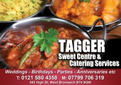 tagger catering services
