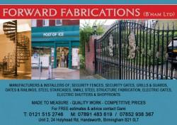 Forward Fabrications