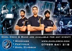 dhol crew