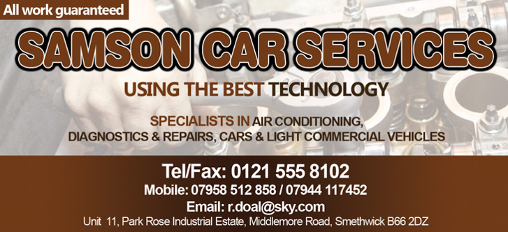 samson car services