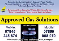 Approved Gas Solutions