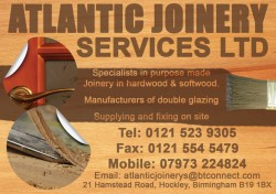 Atlantic Joinery Services Ltd