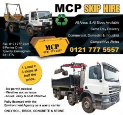 MCP Skip Hire