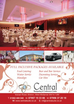 central banqueting