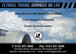 flywell travel services