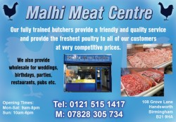 malhi meat