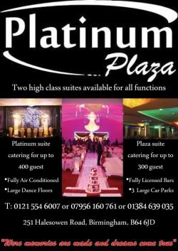 platinum plaza