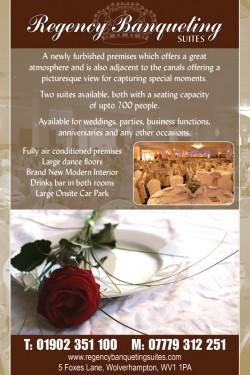 regency banqueting suites
