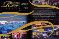 royal banqueting suite