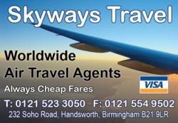skyways travel