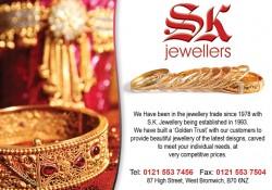 SK jewellers