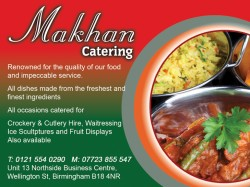 makhan catering