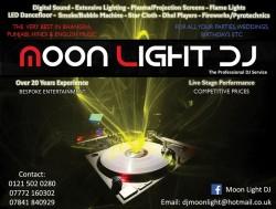 moon light DJ
