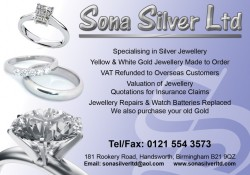 sona silver