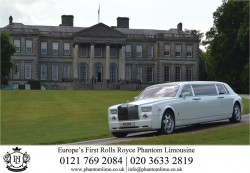 Phantom Limo Hire
