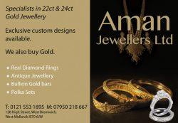 Aman Jewellers