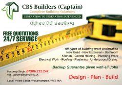 CBS Builders