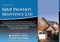 M&P Property Maintenance Ltd