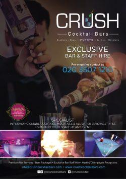 Crush Cocktail Bar