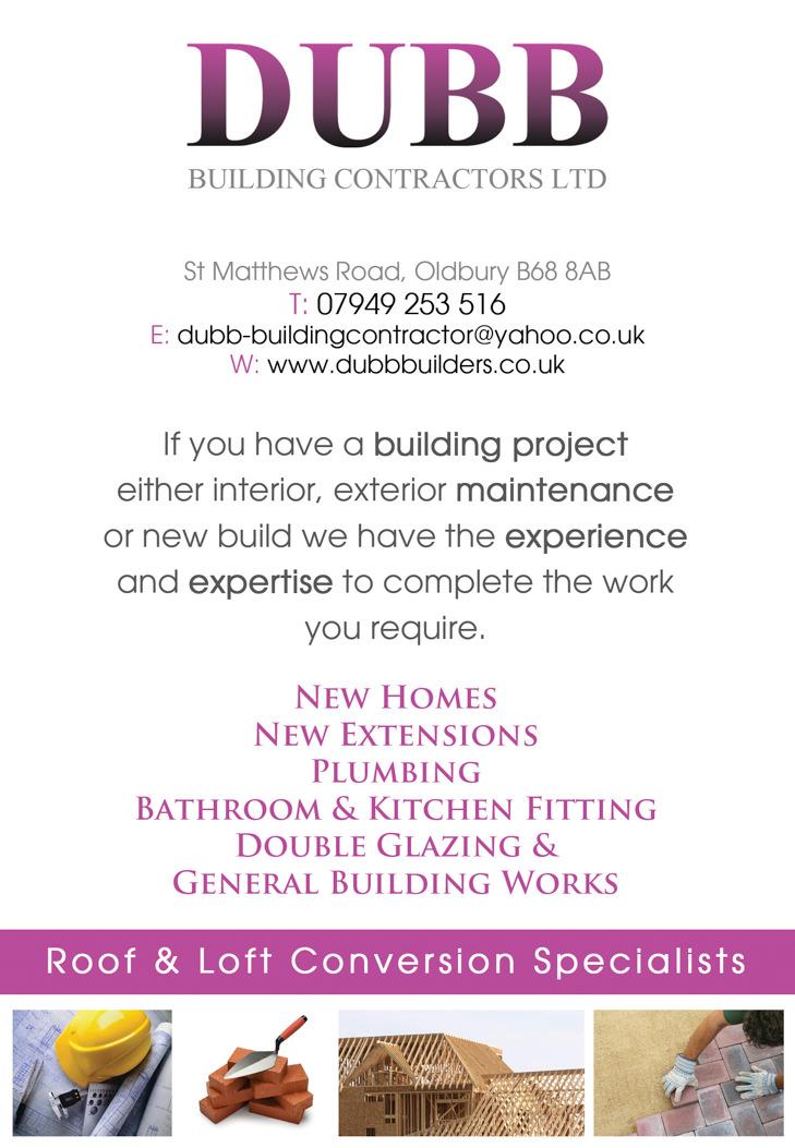 Dubb Building Contractors Ltd