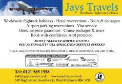 jays travels
