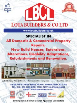 Lots Builders & Co Ltd