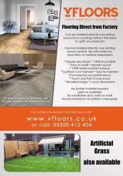 v floors