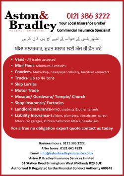 Aston Bradley Insurance