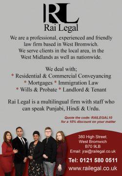 Rai Legal
