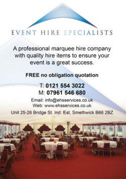 event hire FULL